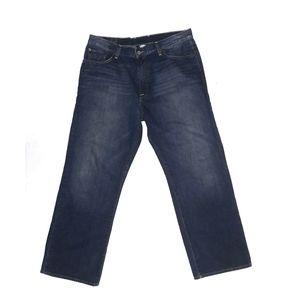 Lucky Brand Short Inseam Jeans